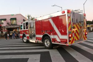 Perth Amboy, NJ – One Injured in Brace Ave Fire between Amboy Ave & Cornell St