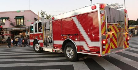 Newark, NJ – Fire on Summer Ave Leaves One Dead & Four Injured