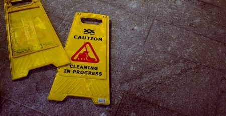 Winter-Time Dangers: The Slip and Fall