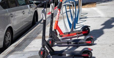 Passaic, NJ – Scooter Rider Injured in Crash on President St near Parker St