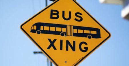 Linden, NJ - 2 Injured When Car Collides With School Bus
