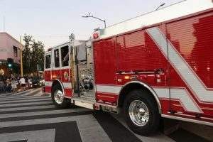 Newark, NJ – Firefighter Injured in Fire Incident on S 11th St