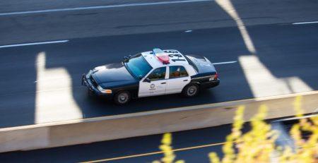 Bordentown, NJ – PatrolmanJoshua Gardner Injured in Crash on Rising Sun Rd