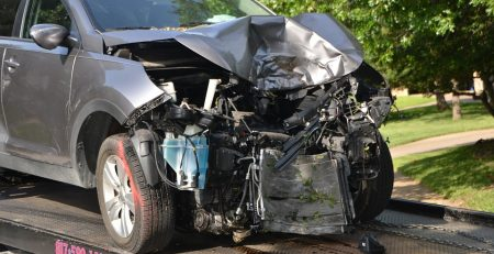 Newark, NJ – Car Crash with Injuries Reported on Bergen St
