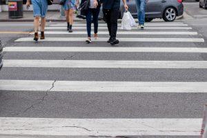 Bayonne, NJ – Pedestrian Injured in Car Crash on NJ-440