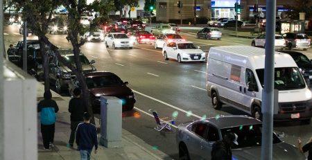 Newark, NJ – Pedestrian Struck by Vehicle on Spruce St