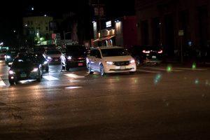 Kearny, NJ – One Injured in Car Crash on New Jersey Turnpike near MM 110.3