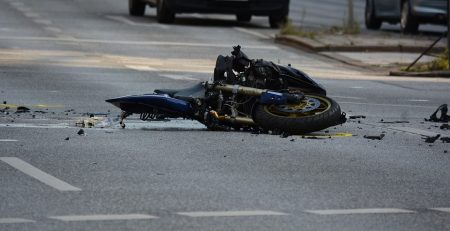 Edison, NJ – Terrance R. Edwin Killed in Motorcycle Crash at I-287 & NJ-440
