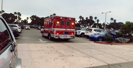 Newark, NJ – Injuries Reported in Two-Vehicle Crash on Elizabeth Ave