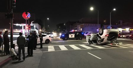 Jersey City, NJ – Morton Otundo Killed in Car Crash on Communipaw Ave near Woodward St