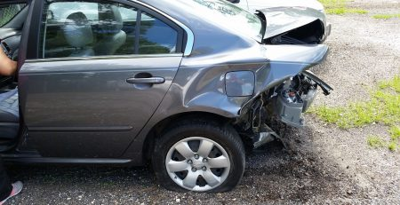 Jersey City, NJ – Car Collision on West Side Ave Ends in Injuries