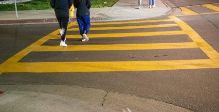 Newark, NJ – Pedestrian Injured in Car Crash on Raymond Blvd at Market St near Madison St