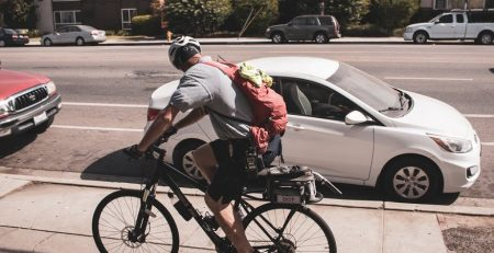 Kearny, NJ – Bicyclist Loses Life in Crash on Route 1&9 near Central Ave