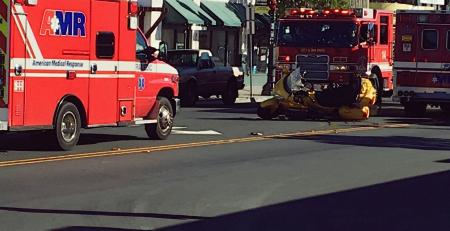 East Brunswick, NJ – Pedestrian Fatally Struck by Vehicle on NJ-18