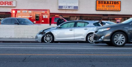 West Orange, NJ – Auto Collision on I-280 near MM 7.2 Ends in Injuries