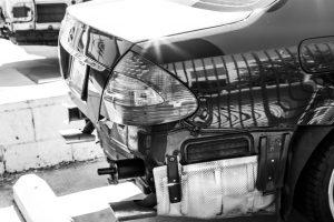 Newark, NJ – Two Officers Injured in Car Crash near W Kinney St & E Kinney St