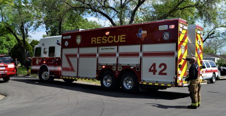 Marlboro, NJ – Firefighter Injured in House Fire on Tennent Rd