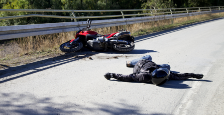 North Bergen, NJ - Motorcyclist Seriously Injured at Kennedy Blvd and 26th St