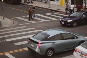 Newark, NJ – Pedestrian Struck by Vehicle on Park Ave