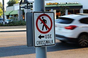 Newark, NJ – Pedestrian Injured in Crash on Broad St near William St