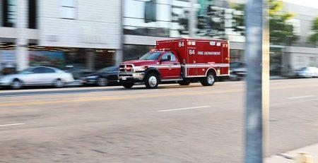 Newark, NJ – Injuries Reported in Car Crash at Dayton St & Frelinghuysen Ave