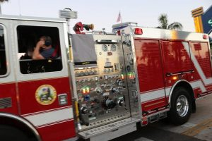 Perth Amboy, NJ – Five Injured in Fire at Dominican Softball Social Club on State St