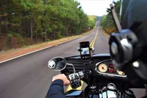 Piscataway, NJ – Motorcyclist Injured in Car Crash on New Brunswick Ave